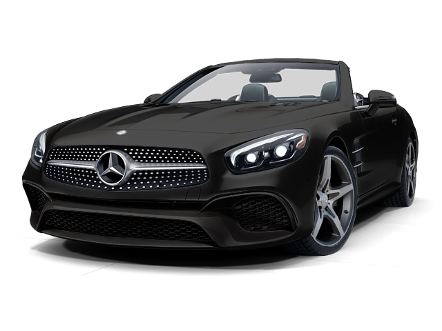 2017 Mercedes-Benz SL550 Roadster