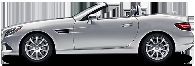 2017 Mercedes-Benz SLC300 Roadster