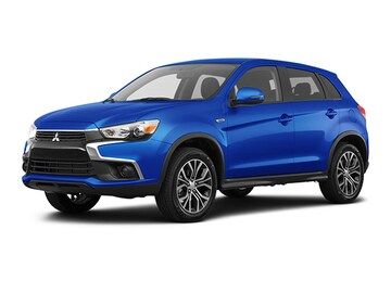 2017 Mitsubishi Outlander Sport CUV