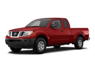 2017 Nissan Frontier S Extended Cab Long Bed Truck