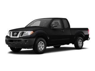2017 Nissan Frontier S Truck