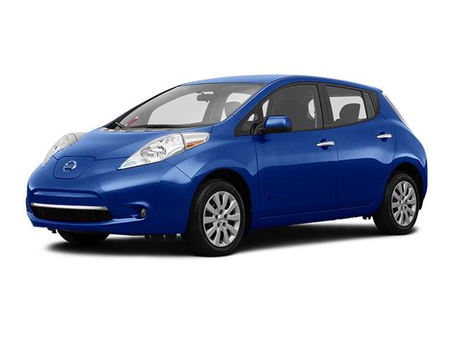 2017 Nissan LEAF S Hatchback