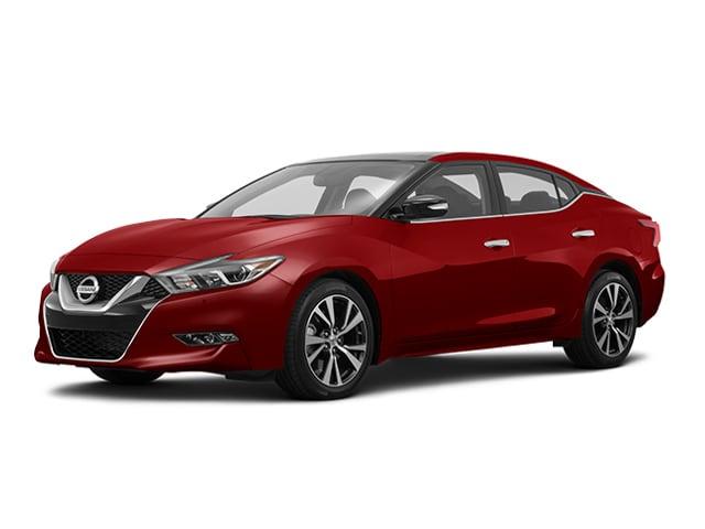 2017 Nissan Maxima 3.5 S Sedan