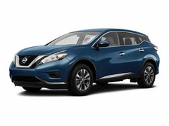 Certified Used 2017 Nissan Murano SL SUV Winston Salem, North Carolina