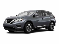 Used 2017 Nissan Murano FWD SUV HN185489 for sale in Huntsville, TX