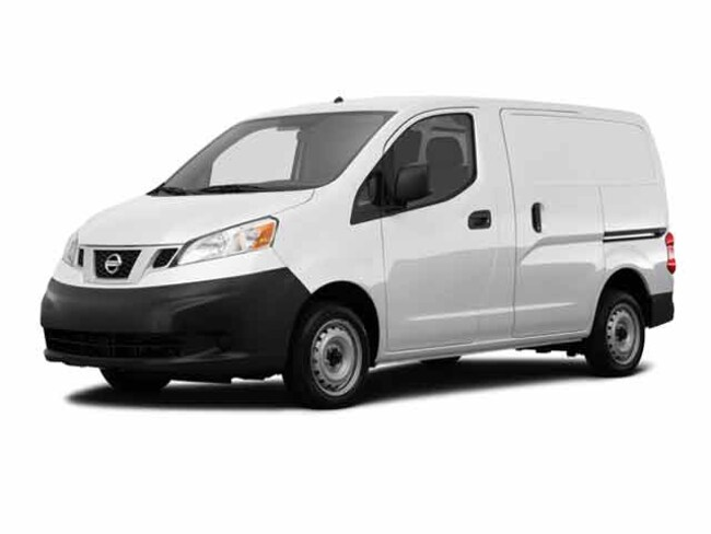 Pre-owned 2017 Nissan NV200 S Cargo Van for sale in CT