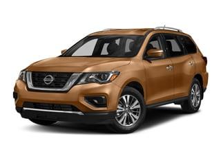 2017 Nissan Pathfinder SUV Sandstone