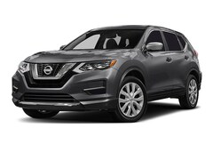 Certified pre-owned 2017 Nissan Rogue S SUV for sale in Savannah, GA