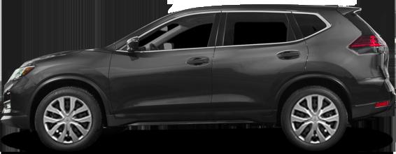 2017 Nissan Rogue SUV S