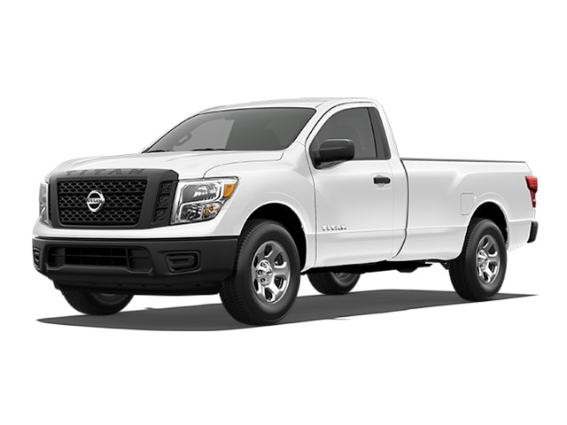 2017 Nissan Titan Truck Single Cab