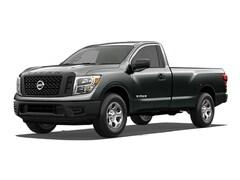 New 2017 Nissan Titan S Truck Single Cab Newport News, VA