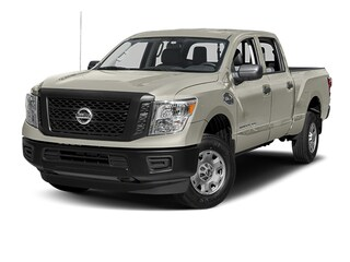 Used 2017 Nissan Titan PLATINUM RESERVE 4X4 W/ UTILITY PACKAGE CC near Providence