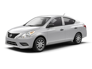 Used 2017 Nissan Versa 1.6 Sedan in Highlands Ranch