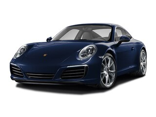 Certified Pre-Owned 2017 Porsche 911 Carrera Coupe for sale in Springfield, IL