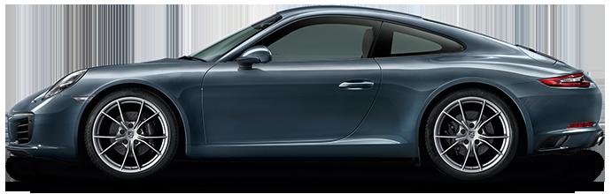 2017 Porsche 911 Coupe Carrera