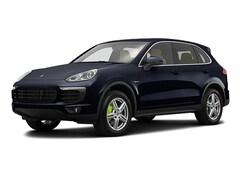 2017 Porsche Cayenne E-Hybrid S Hybrid