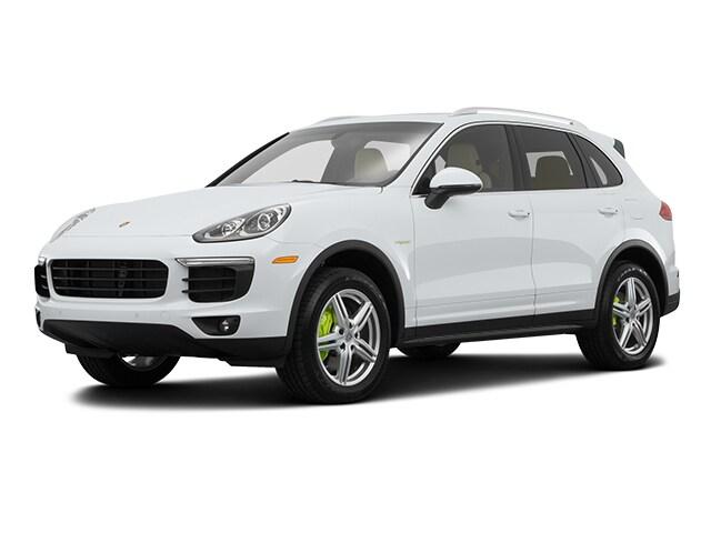 Used 2017 Porsche Cayenne E,Hybrid For Sale at Porsche