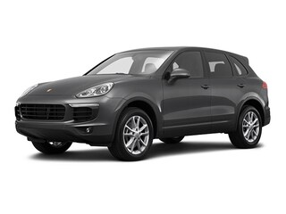 Certified Pre-Owned 2017 Porsche Cayenne AWD SUV for sale in Houston, TX