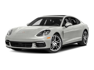 2017 Porsche Panamera Gran Turismo White