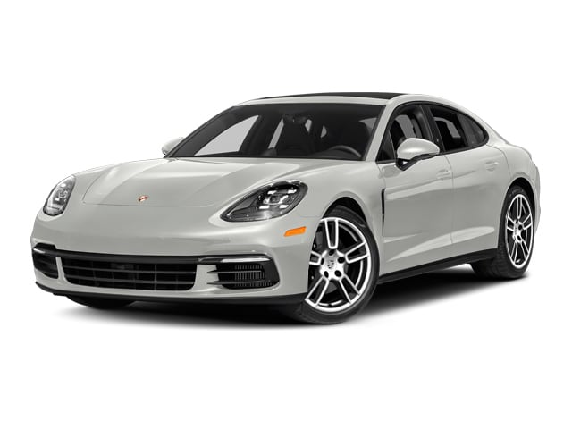 2017 Porsche Panamera Gran Turismo