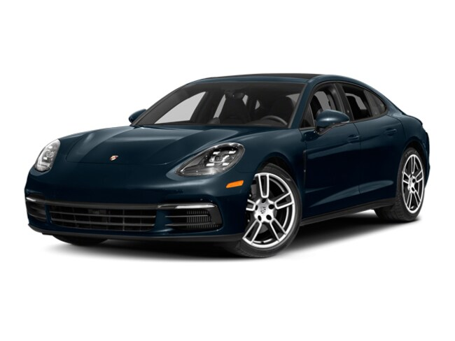 New 2017 Porsche Panamera Hatchback For Sale in Los Angeles, CA