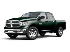 New 2017 Ram 1500 Big Horn Truck Crew Cab for sale near Pittsburgh, PA