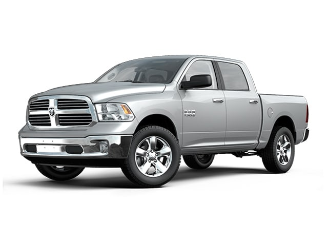 New 2017 Ram 1500 Big Horn Truck Crew Cab For Sale Hudson, MI