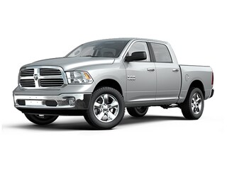 Used 2017 Ram 1500 Big Horn Truck Crew Cab for sale in Gladwin, MI
