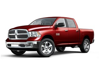 2017 Ram 1500 Big Horn Truck Crew Cab Grants Pass, OR