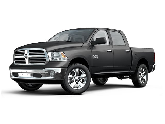 New 2017 Ram 1500 Big Horn Truck Crew Cab in Beloit