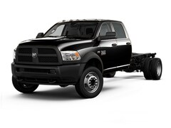 2017 Ram Chassis 3500 SLT 4x4 SLT  Crew Cab 172.4 in. WB Chassis