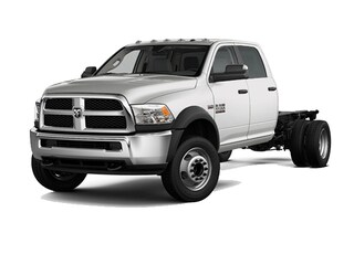 2017 Ram 5500 Chassis ST Truck Crew Cab