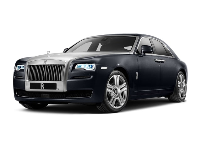 2017 Rolls-Royce Ghost Sedan