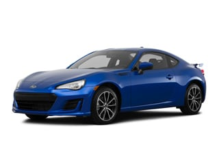 2017 Subaru BRZ Coupe WR Blue Pearl