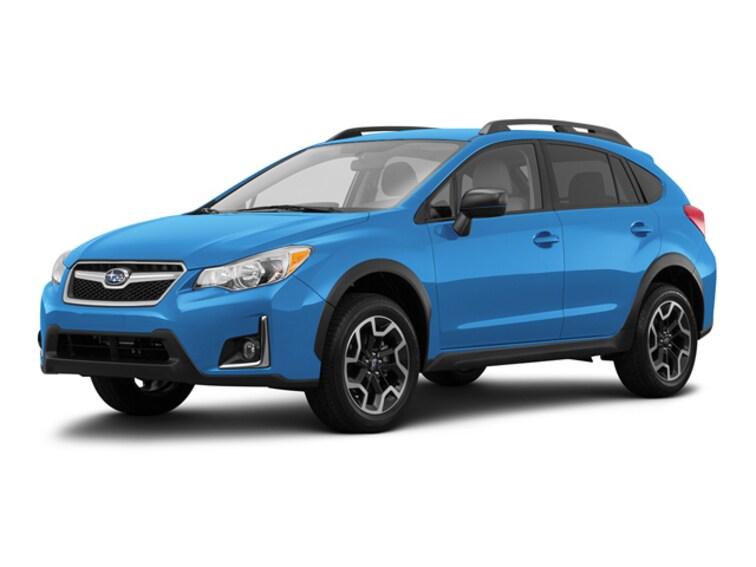 2017 Subaru Crosstrek Wagon