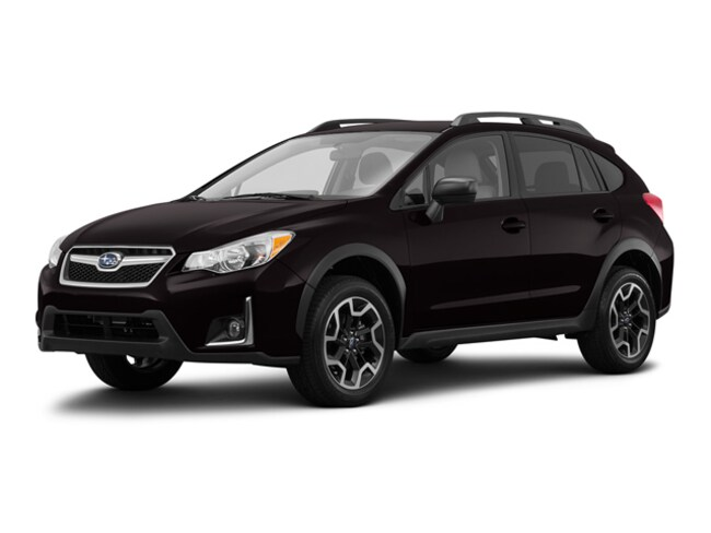 2017 Subaru Crosstrek 2.0i Limited with Moonroof + Navigation + Keyless Access + EyeSight + Starlink SUV