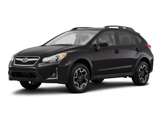 2017 Subaru Crosstrek 2.0i Limited with Moonroof + Navigation + Keyless SUV