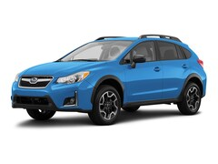 New 2017 Subaru Crosstrek 2.0i Limited with Moonroof + Navigation + Keyless Access + EyeSight + Starlink SUV for sale in Shingle Springs, CA