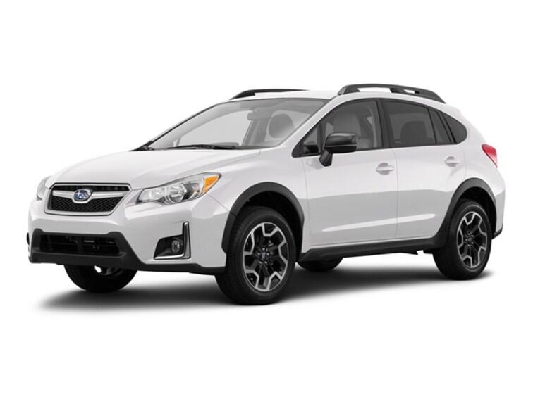 Used 2017 Subaru Crosstrek Limited SUV near Atlanta