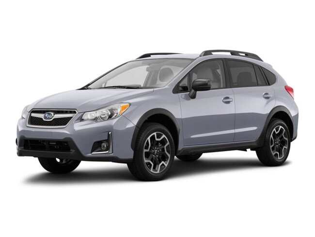 2017 Subaru Crosstrek 2.0i Limited w/MR/Navi/Eyesight SUV