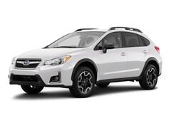 Used 2017 Subaru Crosstrek Limited moonroof navigation CVT AWD 2.0i Limited  Crossover Hyannis Cape Cod