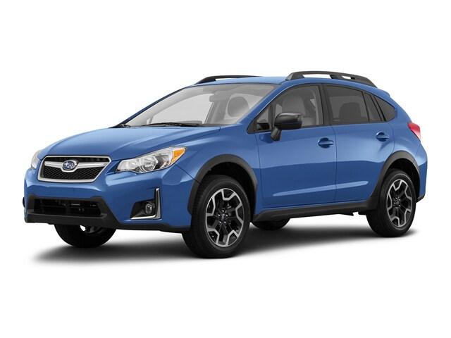 New 2017 Subaru Crosstrek 2.0i Limited with Moonroof + Navigation + Keyless Access + Starlink SUV near Boston