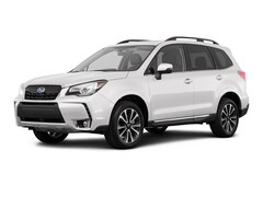 Certified Pre-Owned 2017 Subaru Forester 2.0XT Touring SUV JF2SJGTC1HH409742 for sale in San Antonio, TX