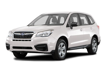 Featured Used 2017 Subaru Forester 2.5i SUV for sale near Rochester, NY