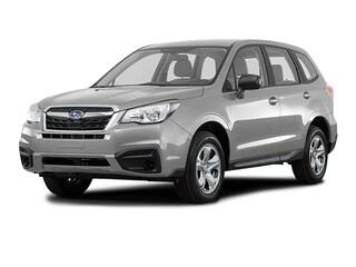 Used 2017 Subaru Forester 4DR 2.5I CVT 2.5i CVT near Long Island, NY