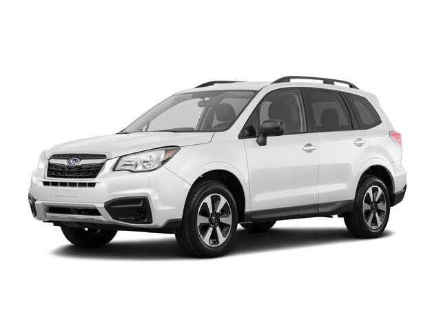 2017 Subaru Forester 2.5i w/ Alloy Wheel Package SUV
