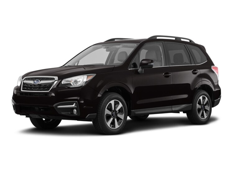 Used 2017 Subaru Forester 2.5i Limited SUV in Jenkintown, PA
