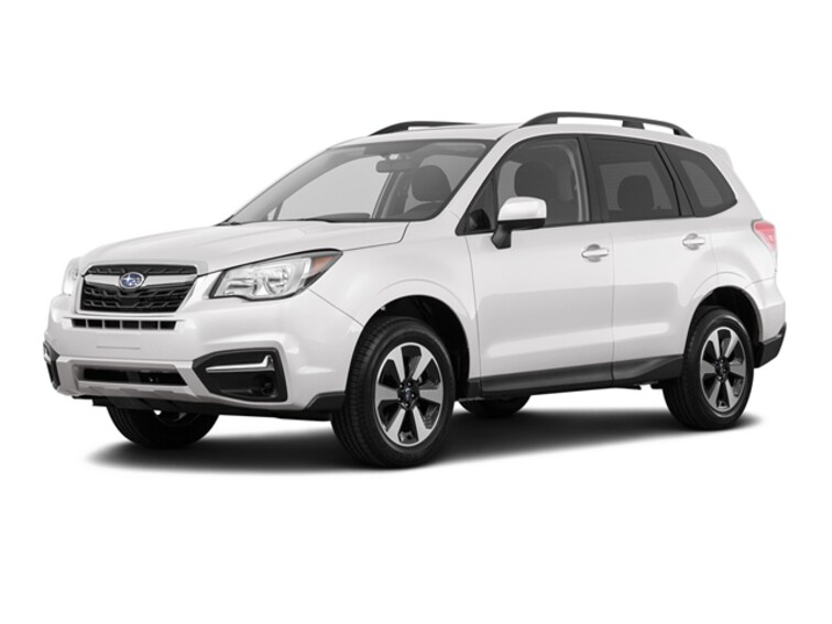 Certified Pre-Owned 2017 Subaru Forester 2.5i Premium SUV for sale in San Antonio, TX