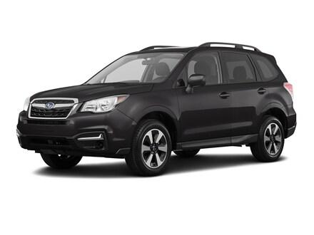 Featured Used 2017 Subaru Forester 2.5i Premium SUV for Sale in Potsdam, NY