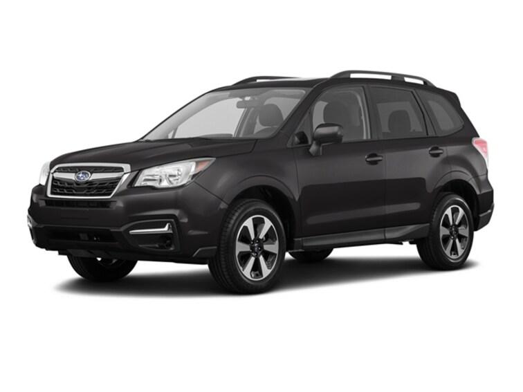 Used 2017 Subaru Forester 2.5i Premium Near Rochester ...